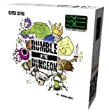 Flatlined Games - 88006 - Jeu De Plateau - Rumble in The Dungeon