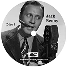 JACK BENNY OTR MP3 9-CD'S (914 EPISODES)