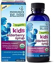 Mommy's Bliss - Organic Elderberry Syrup + Immunity Support - 3 FL OZ Bottle