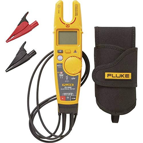 Fluke T6-1000 KIT Hand-Multimeter, Stromzange digital CAT III 1000 V, CAT IV 600 V Anzeige (Counts): 2000