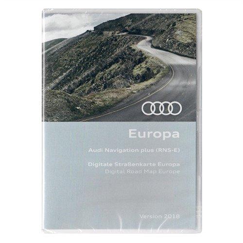 Audi Europa DVD Navigation Plus NAV 2018 RNS-E A3 A4 A6 8P0 060 884 CS