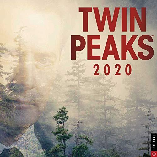 TWIN PEAKS 2020 WALL CAL