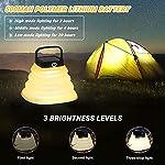 Brynnl-Lanterna-da-campeggio-luce-solare-a-LED-Lanterna-a-LED-pieghevole-Luce-da-campeggio-3-modalita-di-regolazione-della-torcia-Torcia-da-campeggio-per-casa-Campeggio-Escursionismo-Pesca-Emergenze