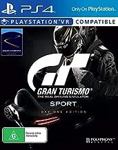 Gran Turismo Sport PlayStation 4 by Polyphony Digital