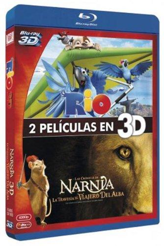 Pack: Rio + Las Crónicas De Narnia 3[2010]*** Europe Zone ***