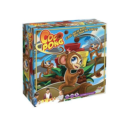 Splash Toys 30111 Coco Pong - Juego de acción y Reflejo