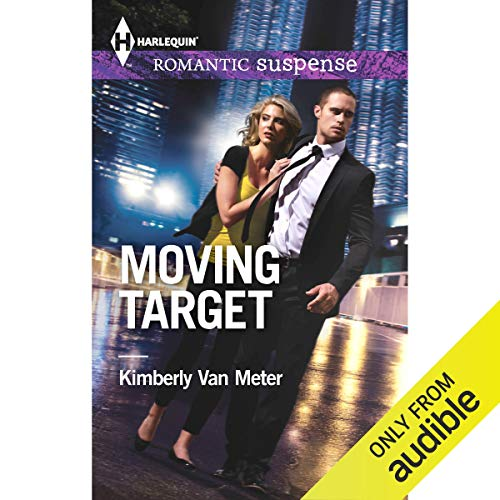 Moving Target audiobook cover art