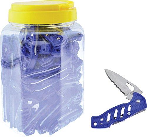 Frost Cutlery fjar72bl, Couteau de Poche Mixte Adulte, Bleu, Taille Unique
