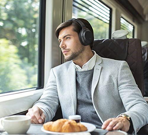 ソニーワイヤレスノイズキャンセリングヘッドホンWH-1000XM3:LDAC/AmazonAlexa搭載/Bluetooth/ハイレゾ最大30時間連続再生密閉型マイク付2018年モデル360RealityAudio認定モデルブラックWH-1000XM3BM
