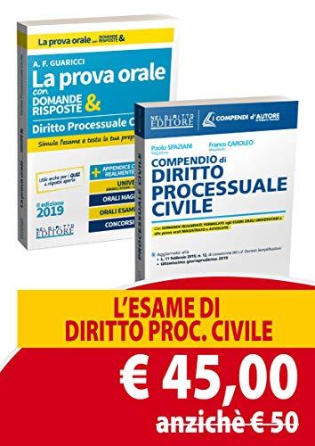 Compendio di diritto processuale civile-
