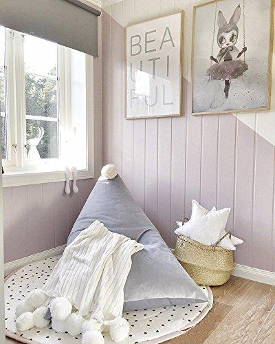 HDCM Riesiges Kissen Luxus Faule Couch Wohnzimmer Balkon Schlafzimmer Sofa einfach, Pink