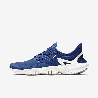 Nike Men's Free RN 5.0 Running Shoes Blue/White
