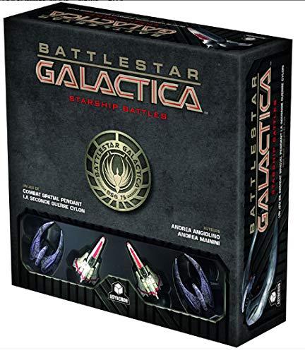 Asyncron Games Battleship Galactica – Starship Battles – Caja de base