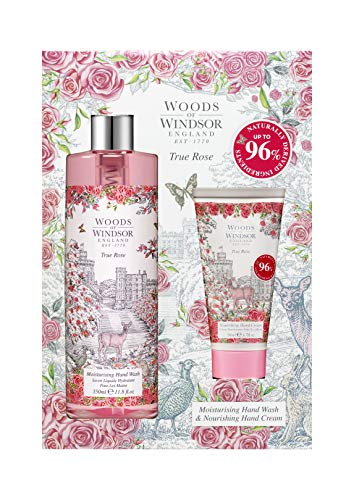 Woods of Windsor True Rose 2pc Lotion Set