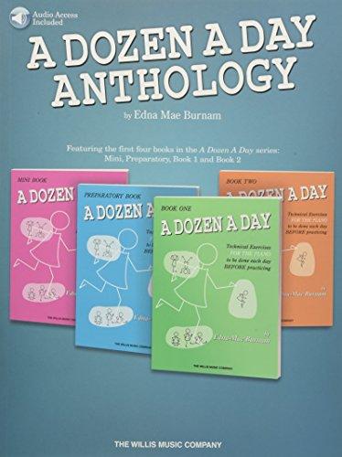 A Dozen A Day Anthology