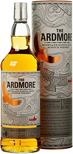 Ardmore Triple Wood Single Malt Whisky (1 x 1 l)