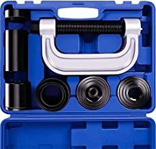 Heavy Duty Ball Joint Press & U Joint Removal Tool Kit with 4x4 Adapters, for Most 2WD and 4WD Cars and Light Trucks (BL)