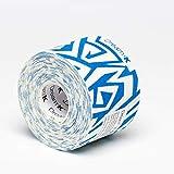 Dream K Tribe 5cm x 5m Terapia Tape–Blanco de color azul–el Deporte Tape con efecto Kinesio–más rápido y cómodo Tape Vendaje