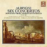 Oboe Concerto in C Major, Op. 9 No. 5: I. Allegro