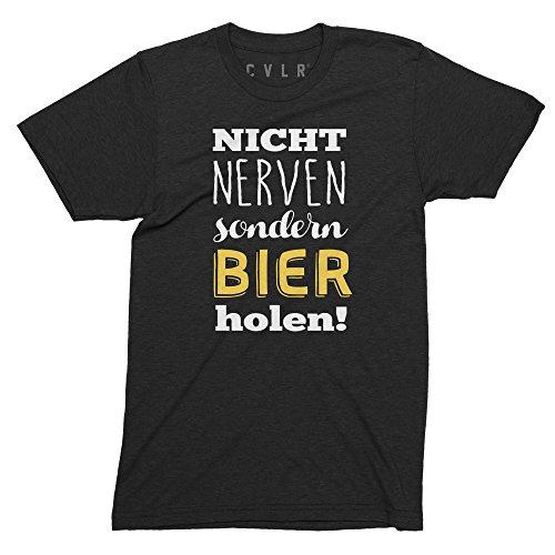 Nicht Nerven speciaal Bier Holen T-shirt - Chef T-shirt grillshirt - heren - Funshirt