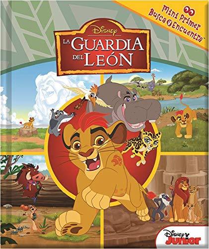 Mini primer busca y encuentra. La Guardia del león (LM1LF)