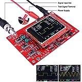 Quimat Osciloscopio Digital + Cáscara / Código Abierta 2.4 inch TFT 1Msps con Sonda / Kit de Aprendizaje