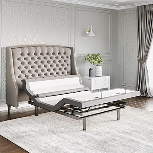 Best Adjustable Beds for Seniors - Sven & Son Queen Adjustable Bed