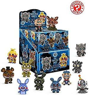 Funko Mystery Mini: Five Nights at Freddy's Twisted Ones (one Mystery Figure) Collectible Figure, Multicolor