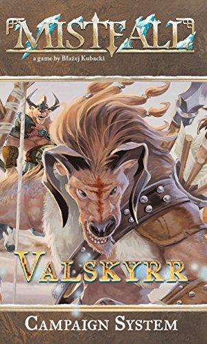 Mistfall Valskyrr Card Game