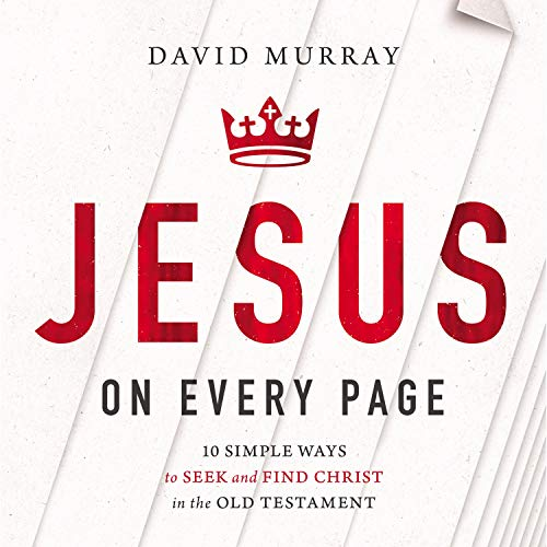 Jesus on Every Page cover art