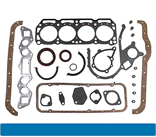 ZhuFengshop Cylinder Head Gasket Fit for Nissan Datsun 1000 1200 120Y A10 A12 A13 67-81