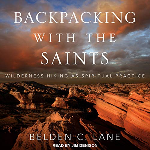 Backpacking with the Saints cover art