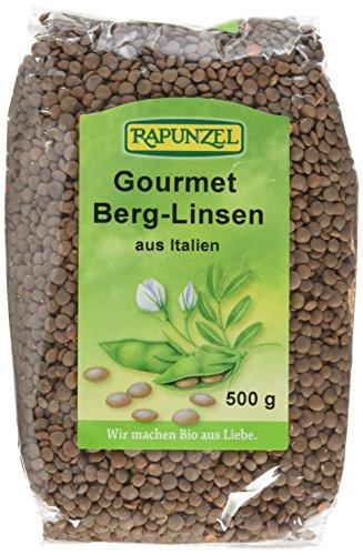 Rapunzel Gourmet Berg-Linsen braun Bio, 500 g