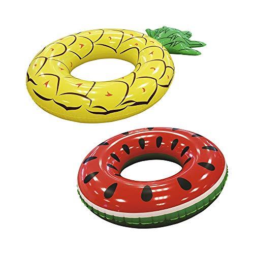 Bestway - Fashion Rings Food Schwimmring im Fruchtdesign, sortiert