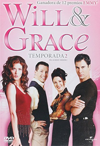 Will & Grace: TV Serie Temporada 2(Will & Grace: Series 2 Set)