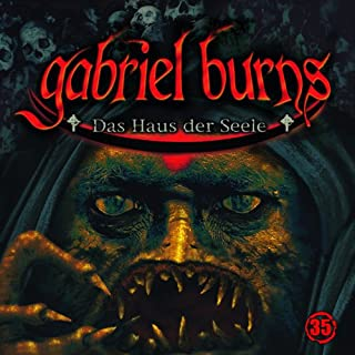 Das Haus der Seele (Gabriel Burns 35) Titelbild