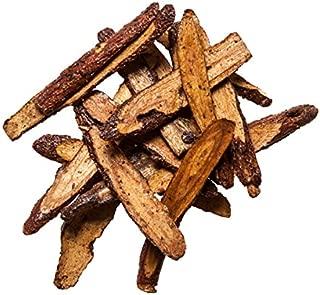 Licorice Root | Gan Cao Zhi Chinese Herb | Glycyrrhiza Uralensis Preparata- Suitable to Tonify Qi - #1 Pure, Medicinal Grade Chinese Herb 1 Oz - Plum Dragon Herbs