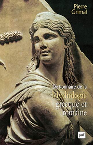Photo de dictionnaire-de-la-mythologie-grecque-et-romaine
