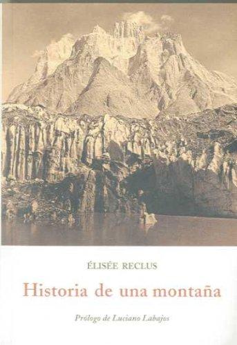 Historia de una montaña (El Barquero (olañeta))