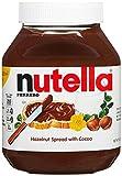 Nutella, Hazelnut Spread with Cocoa - 33.5 Ounce Jar (2.093 Lb, 950g) (1)