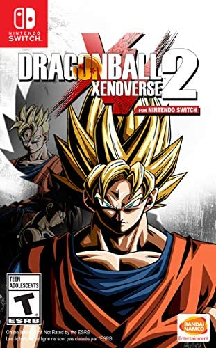 DragonBall Xenoverse 2 Switch product image