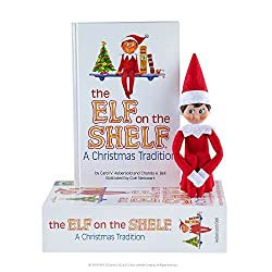 elf on the shelf, baby's first christmas tradition