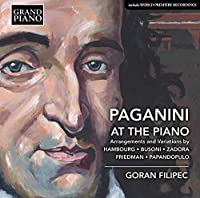 Paganini At The Piano