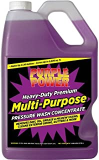 Purple Power Heavy-Duty Premium Multi-Purpose Pressure Wash