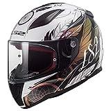 LS2 Helmets Full Face Rapid Street Helmet (Dream Catcher - X-Large)