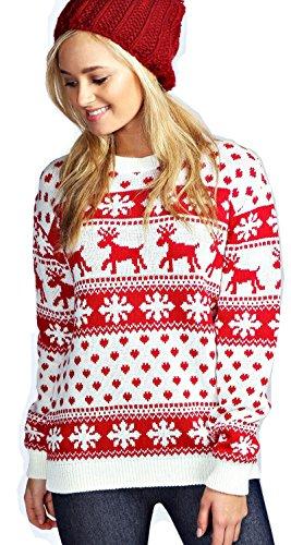 New Unisex Ladies Men Kids Christmas Jumper Reindeer...
