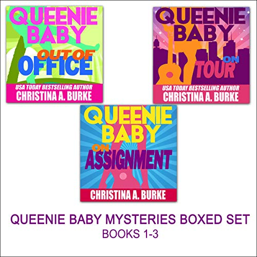 Queenie Baby Boxed Set  audiobook cover art