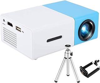 【2020 Nueva Versión】 Mini Proyector, 1080P Full HD Soporta, 100''..