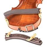 Kun Collapsible Junior Shoulder Rest for 1/2-3/4 Violin