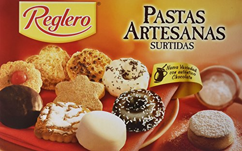 Reglero - Pastas Artesanas Surtidas - 400 g - [pack de 3]